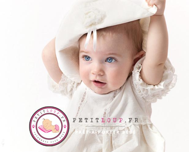 Petitloup : idée de cadeau pour la naissance